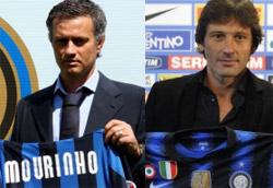 Mourinho e Leonardo, Inter