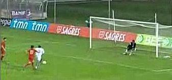 Rigore a 2 Portogallo - Capo Verde Under 21