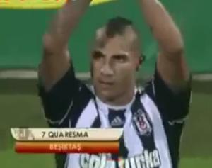 Ricardo Quaresma mohicano