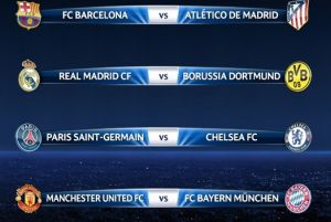 Quarti Champions League 2013 2014