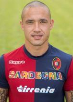 Radja Nainggolan Cagliari Calcio