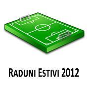 Ritiri e raduni estivi 2012 serie A calcio