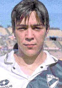 Alvaro Recoba, Danubio Futbol Club (Uruguay)