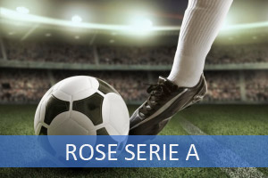 Rose Squadre Calcio Serie A 2014 2015