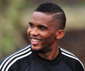 Samuel Eto'o calciatore