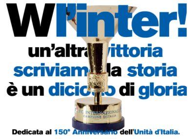FC Inter: Scudetto 18