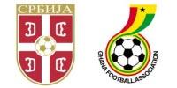 Serbia - Ghana 0-1, Girone D Mondiali 2010