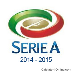 Calcio Serie A 2014 2015