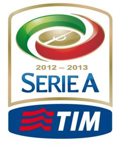 Logo Serie A TIM 2012 2013