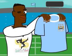 Sito Mario Balotelli Manchester City