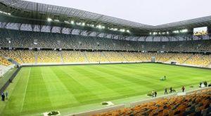 Stadio Arena Lviv Leopoli Ucraina