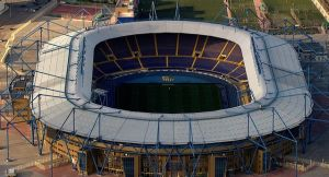 Stadio Metalist Charkiv Ucraina