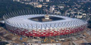 Stadio Varsavia Polonia - Varsavia National Stadium