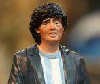 statuina Maradona presepe napoletano