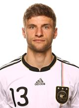 Thomas Mueller, Germania