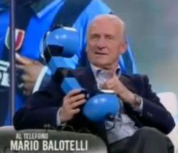 Chiambretti Night 30/03/2010: Telefonata Balotelli Trapattoni Chambretti
