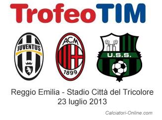 Trofeo Tim 2013 logo