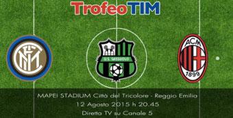 Trofeo TIM 2015 Reggio Emilia 12 agosto 2015