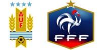 Uruguay - Francia 0-0, Gruppo A Mondiali 2010
