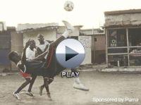 Video Puma Journey of Football - Mondiali 2010 Sudafrica