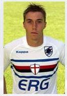 Vincenzo Fiorillo, portiere Sampdoria