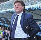 Walter Mazzarri, allenatore Napoli Calcio