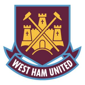 West Ham United, logo squadra calcio