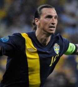 Zlatan Ibrahimovic, nazionale Svedese