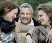 foto famiglia Roberto Baggio moglie e figlia