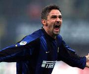 Roberto Baggio maglia Inter