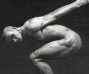 Foto David Beckham nudo