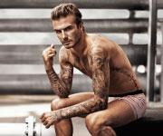Beckham tattoo mutante h&m