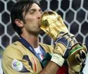 Buffon Coppa Mondo Mondiali Germania 2006