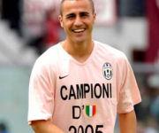 Cannavaro scudetto 2005