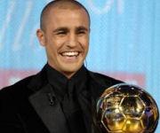 Cannavaro Pallone Oro 2006