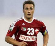 Fabio Cannavaro Al Ahli Dubai 2010 2011