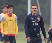Fabio Cannavaro allenatore Guangzhou Evergrande 2014 2015