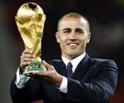 Fabio Cannavaro Coppa del Mondo 2006