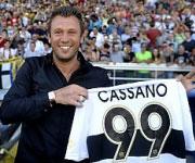 Presentazione Cassano Parma FC