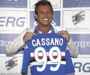 Presentazione Cassano Sampdoria