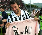 Del Piero promozione serie A