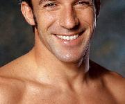 Alex Del Piero torso nudo