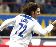 Gol Cristiano Doni Atalanta
