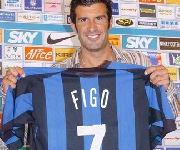 Presentazione Figo Inter