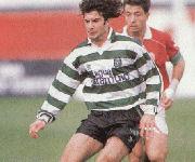 Luis Figo Sporting Lisbona