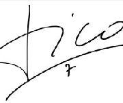 autografo Luis Figo