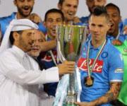 Hamsik Supercoppa Italiana 2014