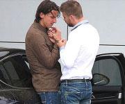 Zlatan Ibrahimovic e Gerard Pique