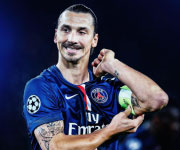 Zlatan Ibrahimovic capitano PSG 2014 2015