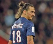 Zlatan Ibrahimovic Paris Sain Germain maglia 18